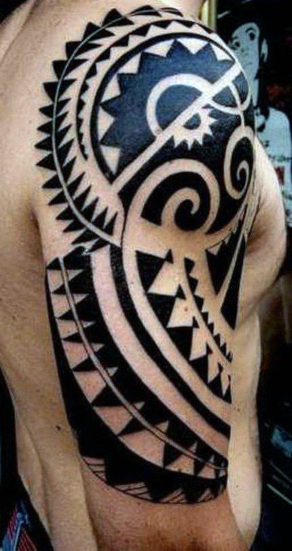 Best Tattoo Design for Armband 30