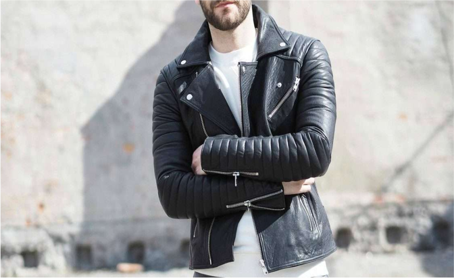 Men's Leather Jackets for Winter FETURE
